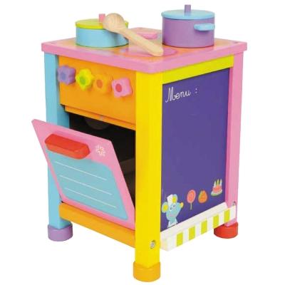 法國Boikido木製玩具-廚房遊戲組