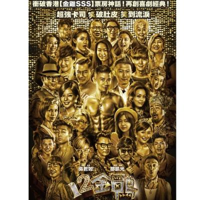 12金鴨 DVD