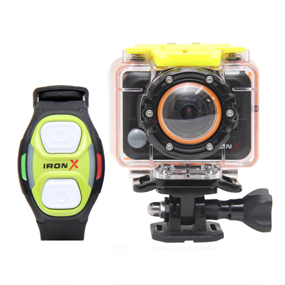 DXG IRONX 運動攝影機 DVS-5G9 (附腕帶遙控器