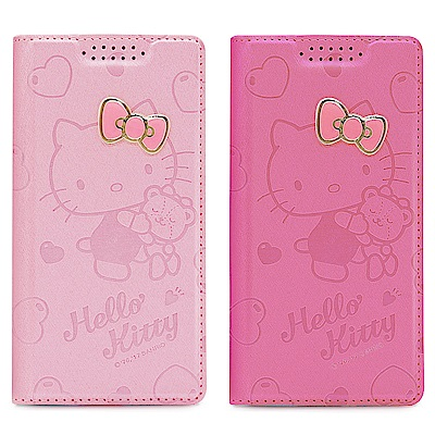 GARMMA Hello Kitty iPhone X 金屬牌皮套 &ndash...