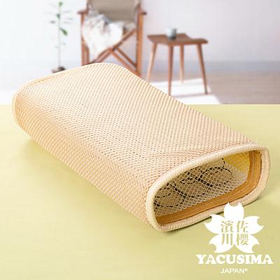 日本濱川佐櫻-沁涼雅藝 台灣製3D通風透氣枕-1入