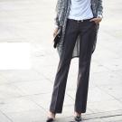 【N.C21】簡約俐落OL修身西裝褲 (共四色)