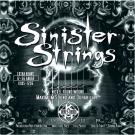 KERLY KQXS 12-56 美製電吉他弦 Sinister系列