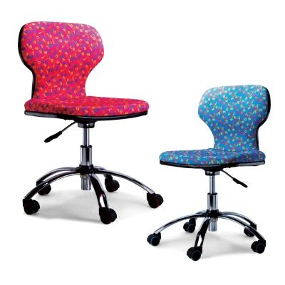 AS-繽紛童趣兒童椅(電鍍腳/PU輪)-45x50x79