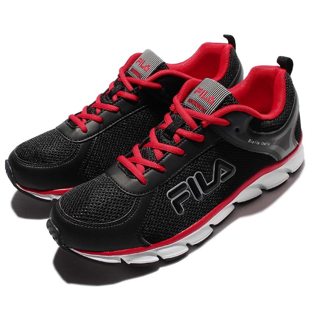 Fila 慢跑鞋 J972Q 運動 跑鞋 男鞋