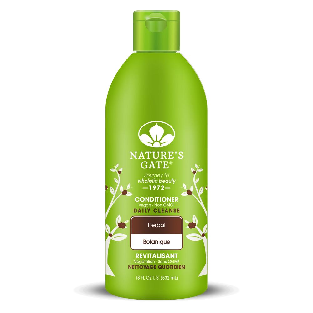 Nature's Gate 經典無基改雙倍每日草本植萃健康護髮乳532ml