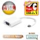 曜兆DIGITUS USB 3.1 Type-C 轉 VGA 高畫質影像轉接線(公對母) product thumbnail 1