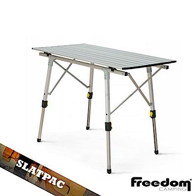 【Freedom Camping】 新款 Slatpac SS 鋁合金鋁板折收桌