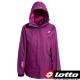 LOTTO 義大利-女 高效能防水透氣外套
