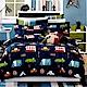 生活提案 純棉涼被床包組 雙人四件組 汽車城 product thumbnail 1