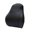 3D 賽車椅護腰墊 黑/藍/紅
