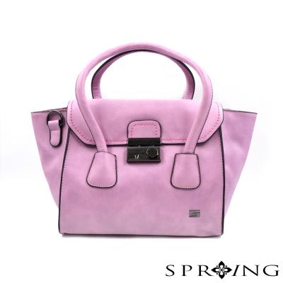 SPRING-Tipsy微醺兩用蝙蝠包-紫