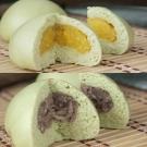 高雄犒吆包 甜蜜包子任選20入(香紅豆包+地瓜包)