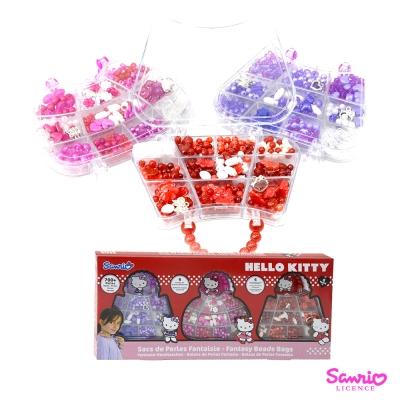 《凡太奇》凱蒂貓KITTY繽紛DIY彩珠套裝組 HKC228 - 快速到貨