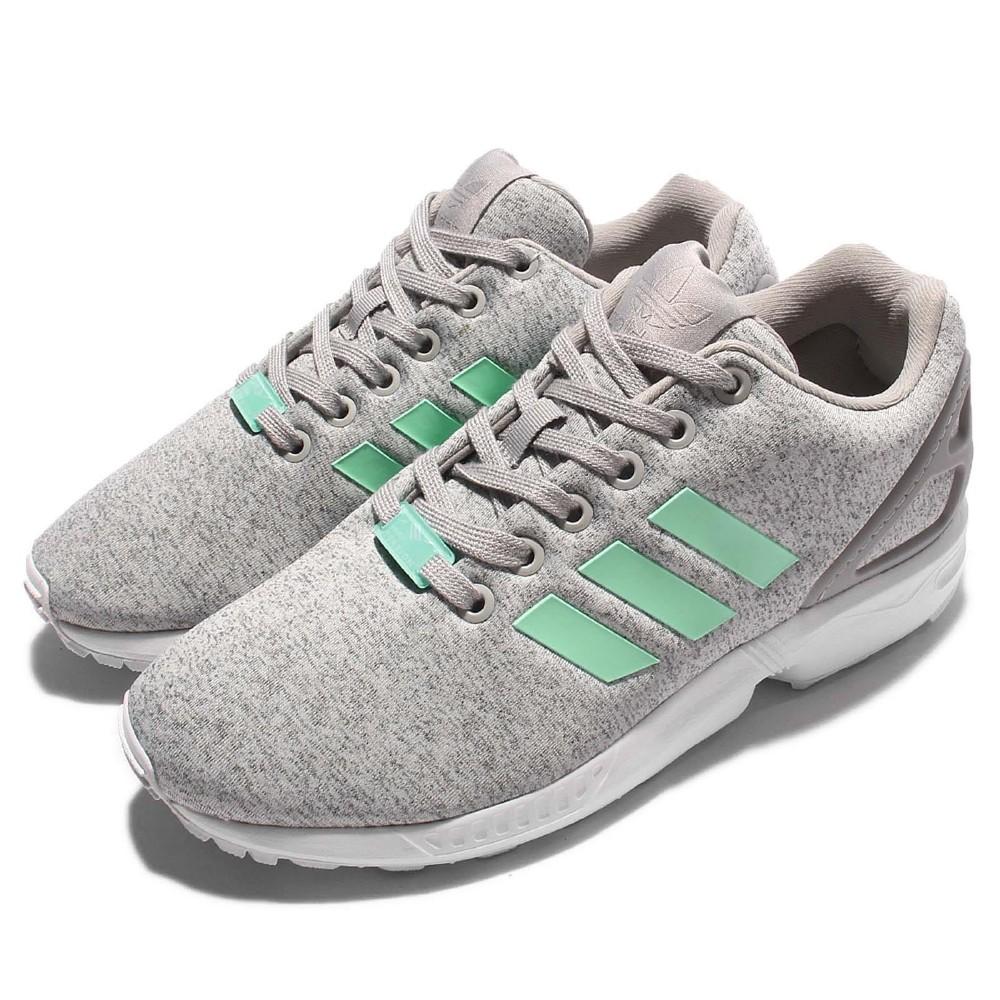 adidas 休閒鞋 ZX Flux W 慢跑 復古 女鞋