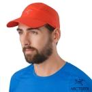 Arcteryx 始祖鳥 輕量快乾 遮陽帽 紅