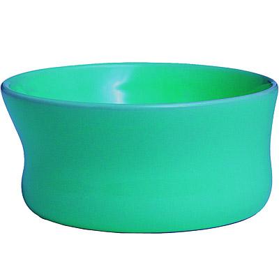 KAHLER Mano淺湯碗(翠綠)