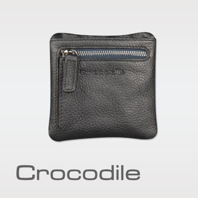 Crocodile 荔紋系列 Easy 輕巧方形零錢包 0103-08002