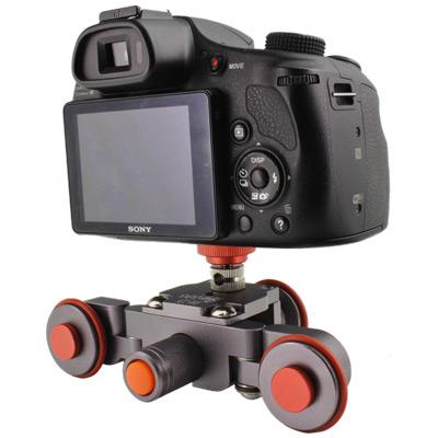 ROWA-微單眼-DC-手機攝錄通用電動軌道車-R