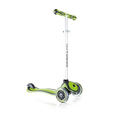 法國GLOBBER哥輪步 2合1兒童滑板車 綠色
