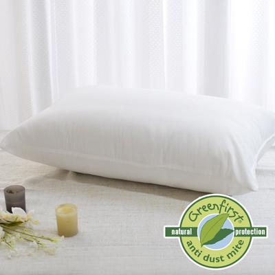 LooCa 天然防蹣防蚊枕 加高型 1入