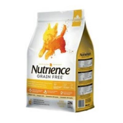 紐崔斯 無榖養生小型犬《雞肉+火雞+鯡魚》犬糧 2 . 5 kg