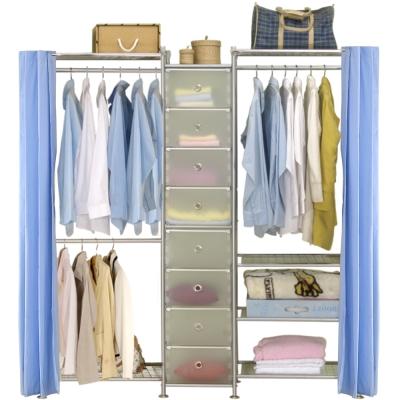 巴塞隆納─W2型60+D+W4型60衣櫥置物櫃