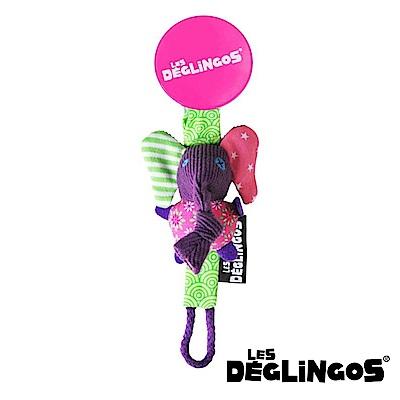 Les Deglingos 立體玩偶奶嘴夾-大象 (SANDYKiLos)