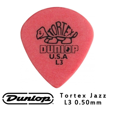 JIM DUNLOP JDGP-472RL3 0.50mm 吉他彈片 10片包裝