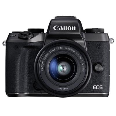 Canon  EOS M5 plus Canon EOS M5+15-45mm單鏡組(平輸中文)