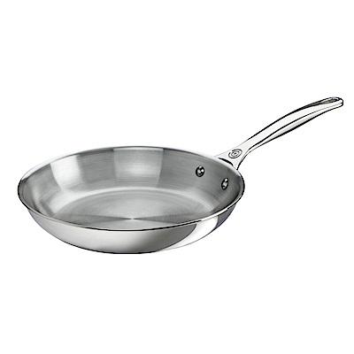 LE CREUSET 閃耀不鏽鋼單柄炒鍋 30cm
