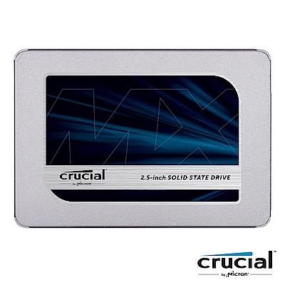 Micron Crucial MX500 500GB SSD