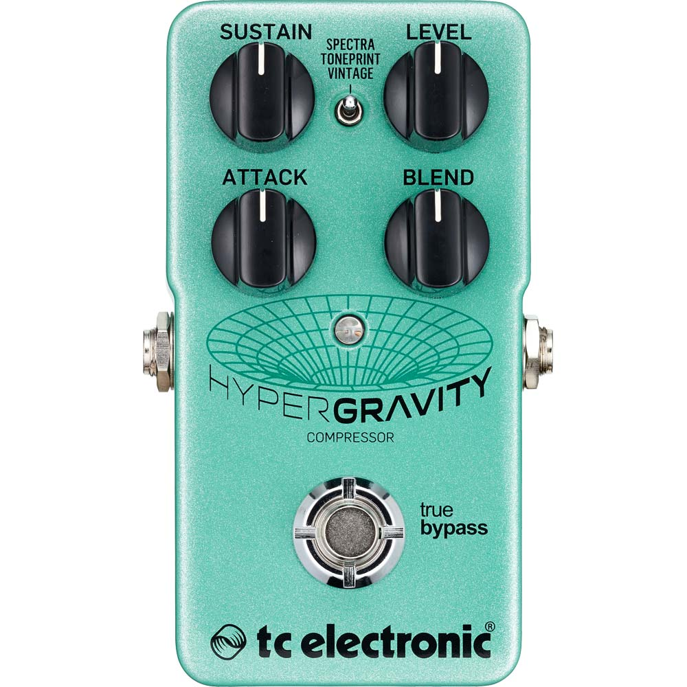 tc electronic Hyper Gravity Compressor 壓縮效果器 @ Y!購物