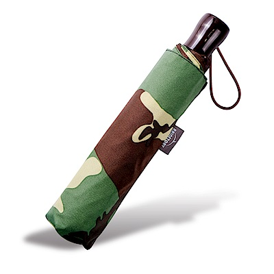 RAINSTORY經典迷彩抗UV降溫口紅傘