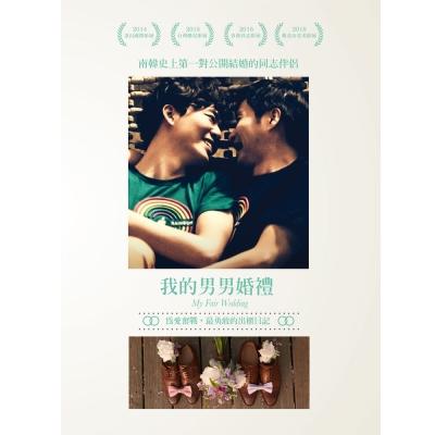 我的男男婚禮 DVD
