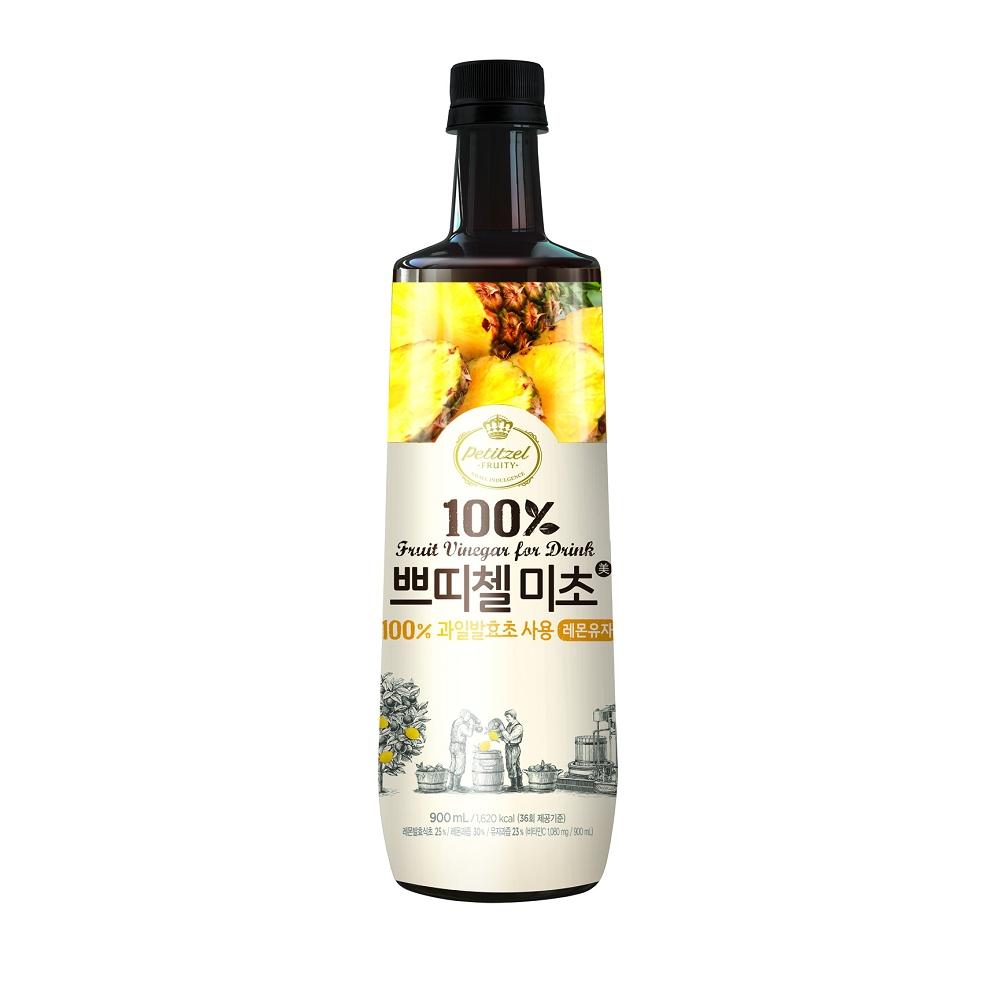韓味不二 CJ鳳梨水果醋(900ml)