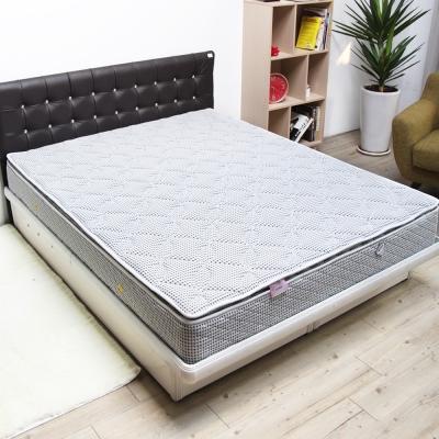 Pathfinder派菲德 3M正三線乳膠防潑水獨立筒床墊-雙人加大6尺