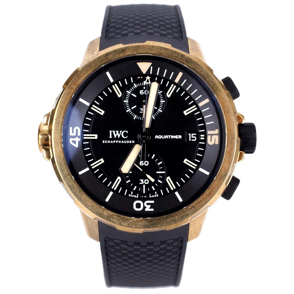 IWC 萬國錶 IW379503 萬國海洋時計計時腕錶-44mm