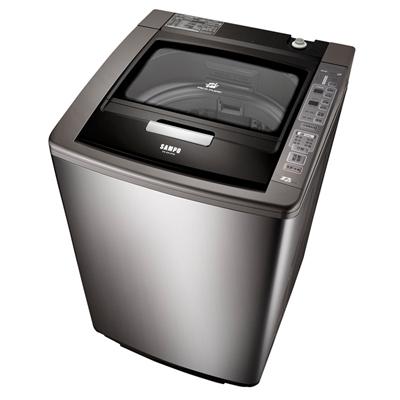 【福利品】Sampo聲寶15公斤AIE智慧洗淨變頻洗衣機 ES-ED15PS(S1)
