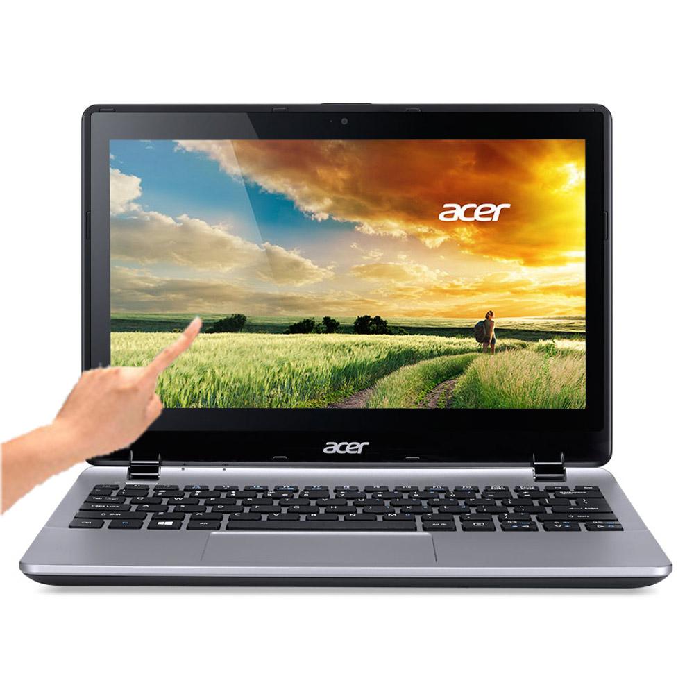【夜殺】Acer Aspire V3-111P 11.6吋四核時尚觸控筆電-銀
