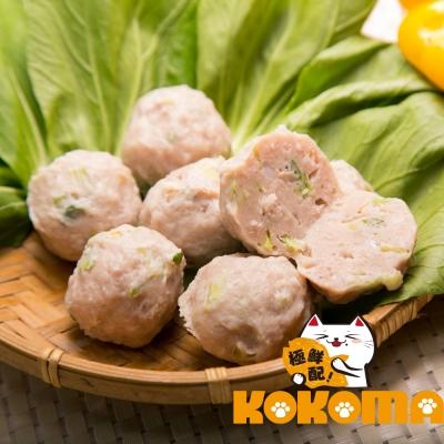 極鮮配 芹菜貢丸( 200 g± 10 %/包)- 10 包