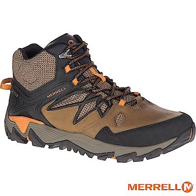 MERRELL ALLOUTBLAZE2 GTX 登山男鞋-橘(12091)