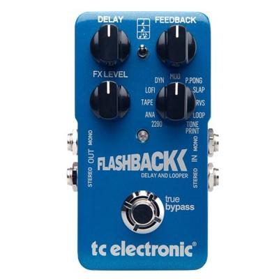 tc electronic Flashback Delay 效果器