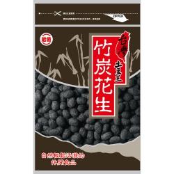 冠億 台灣土豆王-竹炭花生(150g)