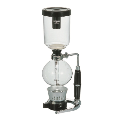 HARIO-經典虹吸式5咖啡壺600ml(5杯用) / TCA-5