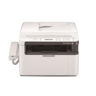 [時時樂限定]FujiXerox DocuPrint M115z 四合一黑白雷射無線傳真複合機