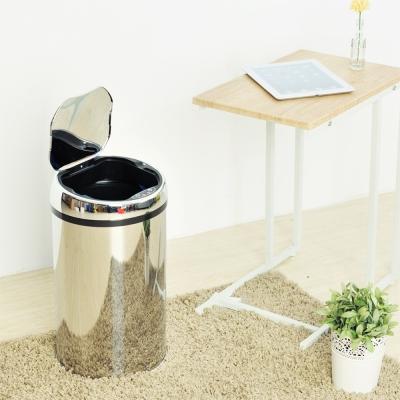 ikloo宜酷屋 不鏽鋼智能感應式垃圾桶-12L