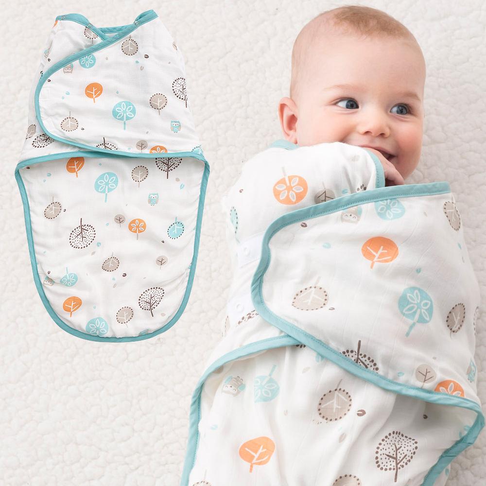 奇哥  竹纖維紗布子宮包巾