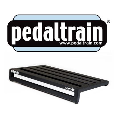 PEDALTRAIN Novo 24 HC 效果器板+飛行箱