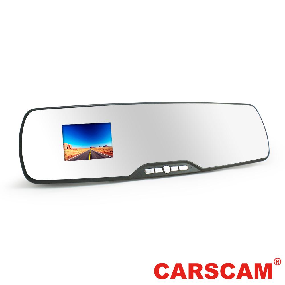 CARSCAM RS031 WDR 1080P 超高畫質 後視鏡 行車記錄器